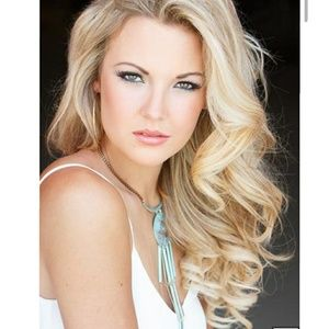 NEW Isabella Ash Blonde 20' Clip-In hair extension